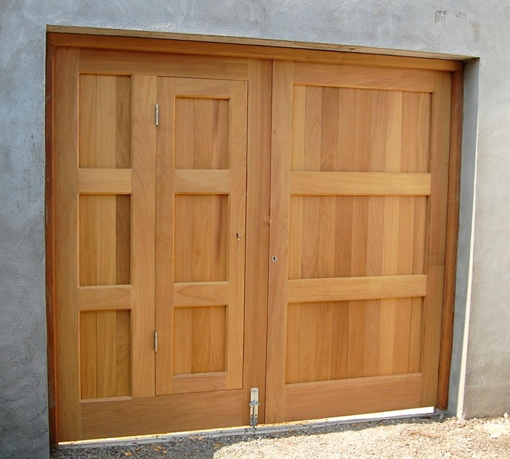 Hardwood Garage Doors, Shed Doors, Wood Gates